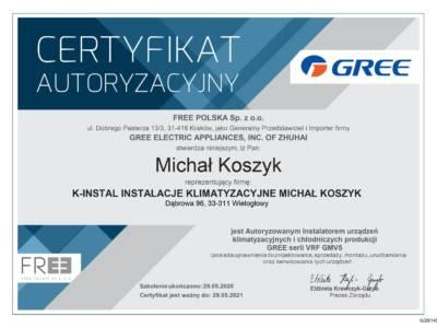 GREE VRF GMV5